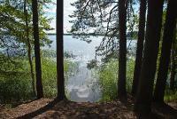 Вид на озеро из нашего лагеря. Автор фото: Вячеслав Степанов