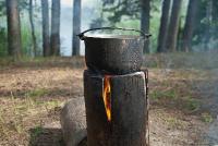 Финская свеча. Автор фото: Вячеслав Степанов