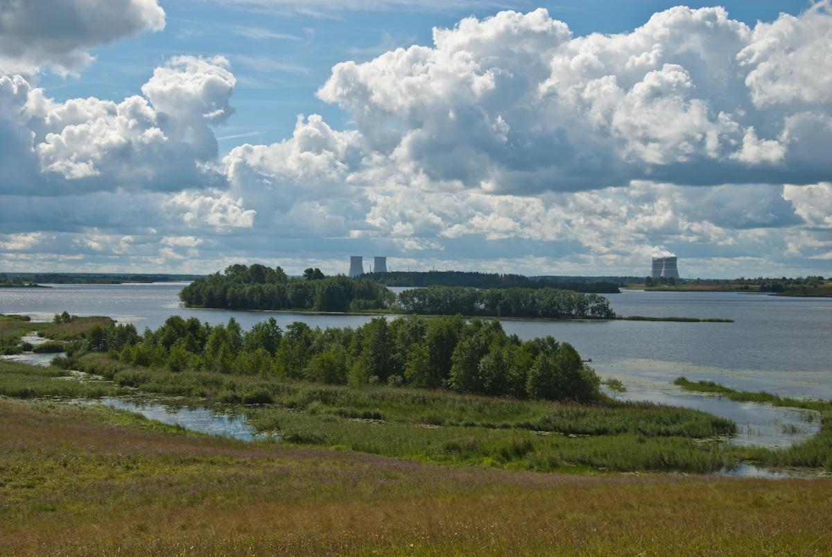Озеро Удомля. Автор фото: Вячеслав Степанов