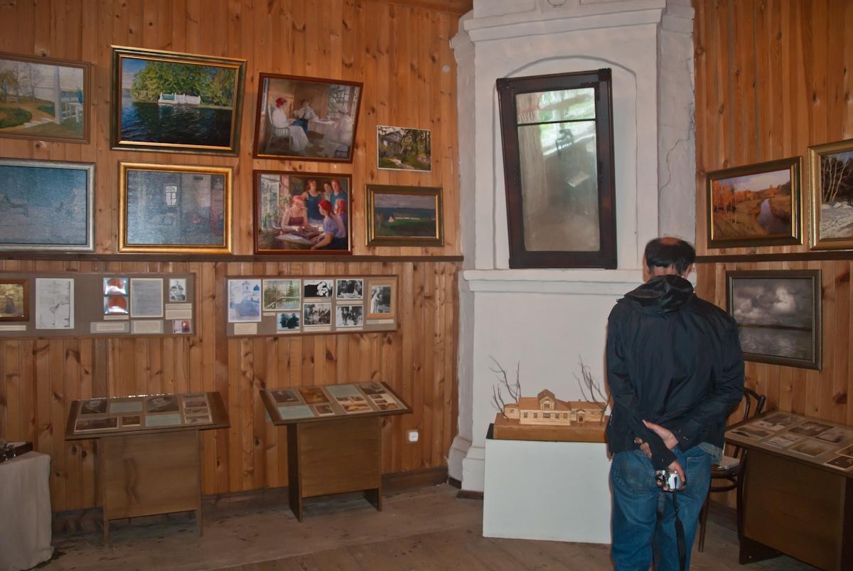 Продолжение музейной экспозиции. Автор фото: Вячеслав Степанов
