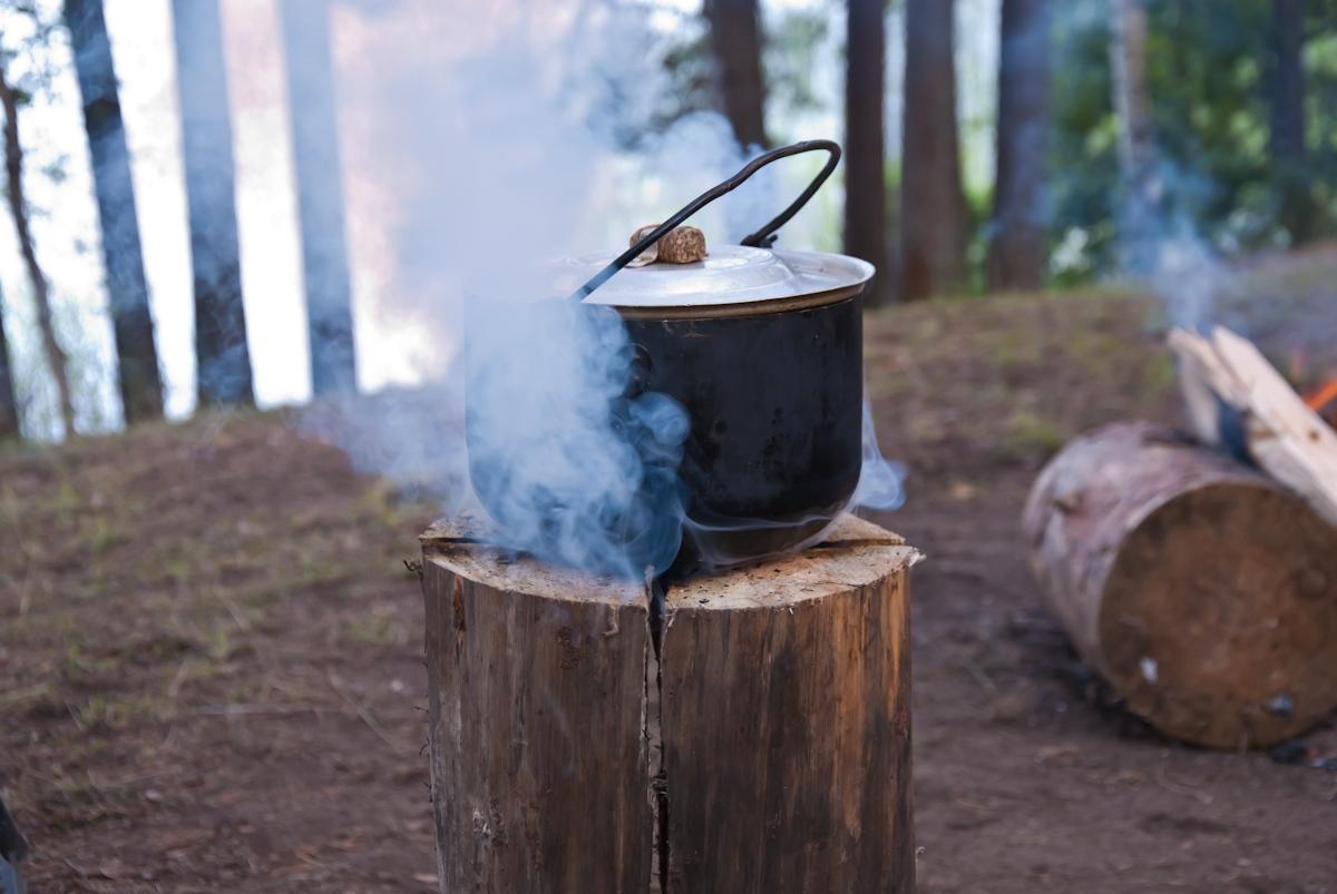 Финская свеча (продолжение). Автор фото: Вячеслав Степанов