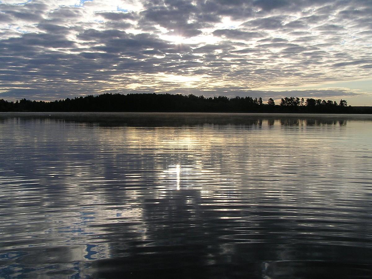 Восход. Автор фото: Константин Вишератин