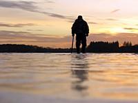 Иллюстрация к репортажу «Магия первого льда». Автор фото: Кудрявцева Татьяна