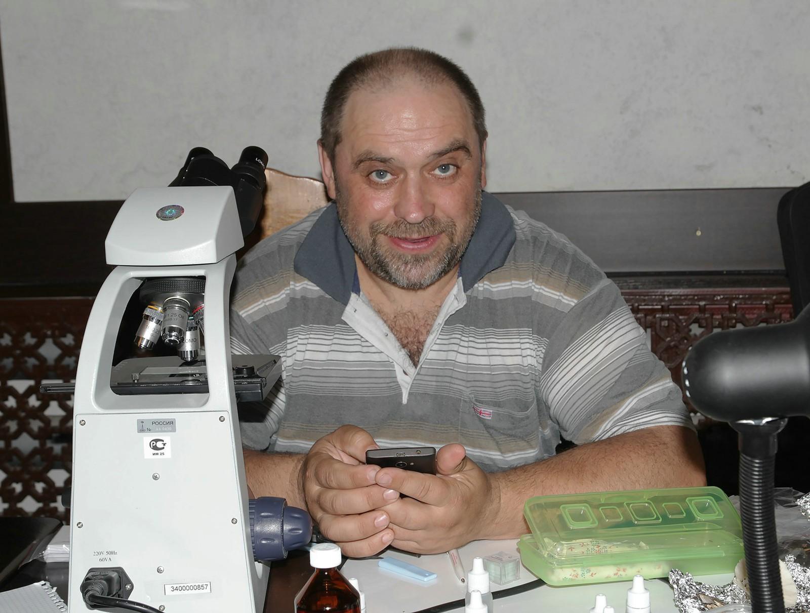 Игорь Кром, 2018 год. Автор фото: Владимир Капитонов