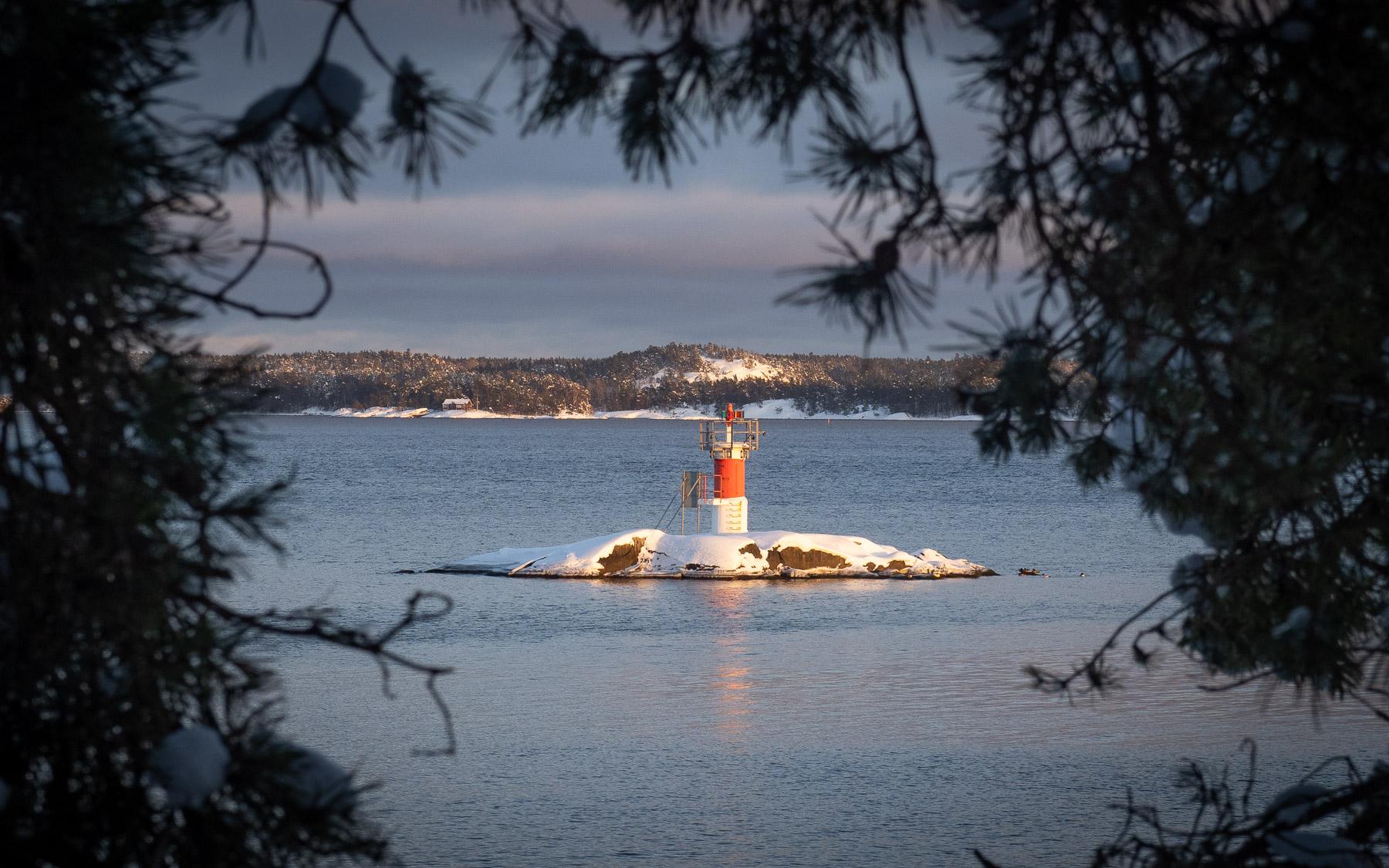 Стокгольмский архипелаг. Остров Gålö.. Автор фото: Сутормина Марина