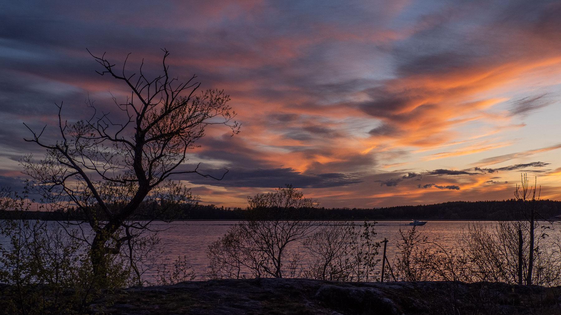 Озеро Mälaren Стокгольм. Автор фото: Сутормина Марина
